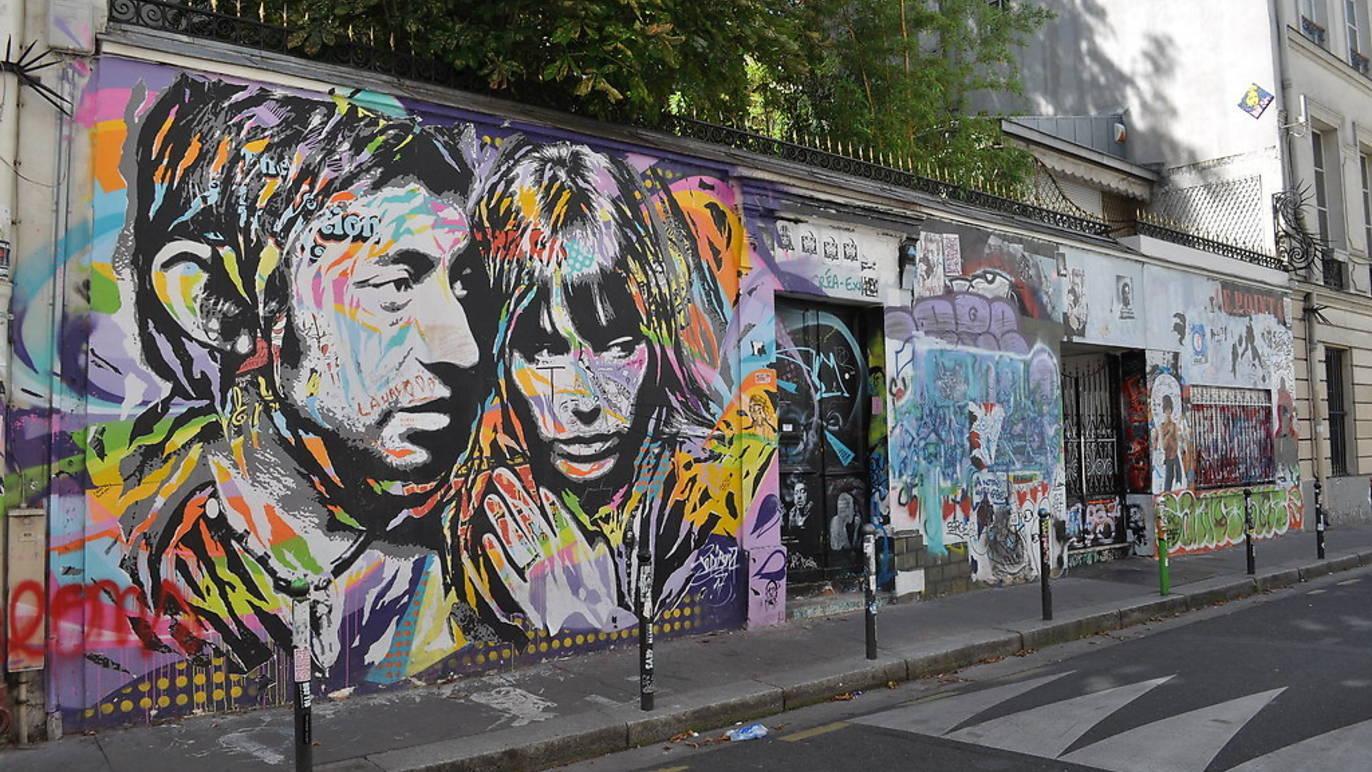 La maison de Serge Gainsbourg pourrait ouvrir en musée en 2021