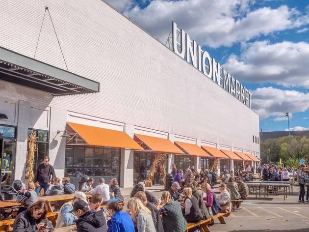 Noma, Washington DC, union market