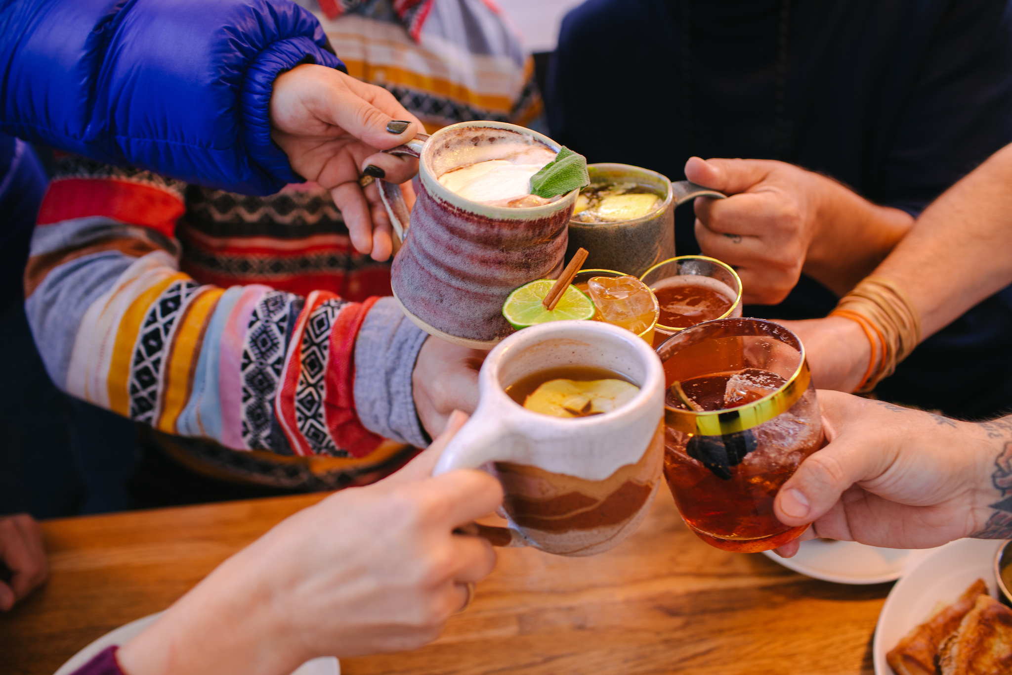 The best hot cocktails to warm you up at NYC restaurants and bars