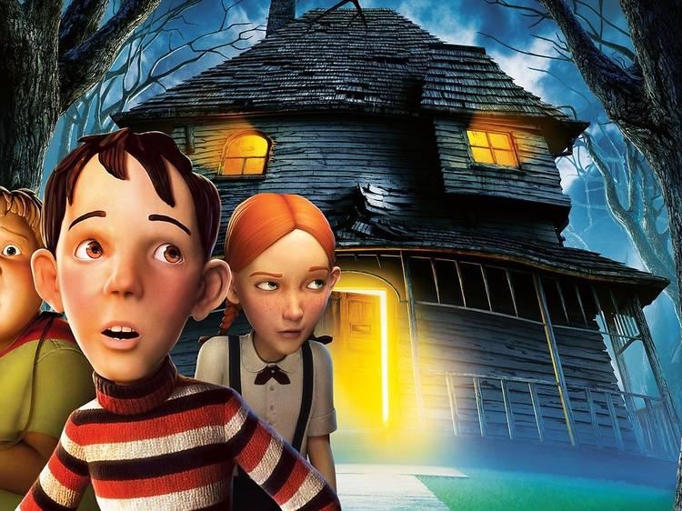 A Casa Fantasma