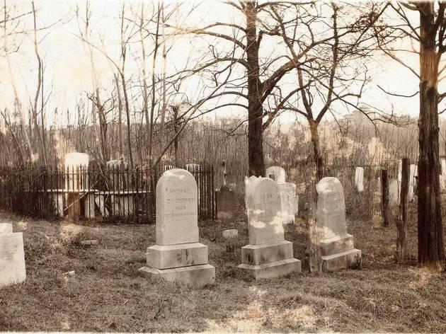 Dyckman Gravestones