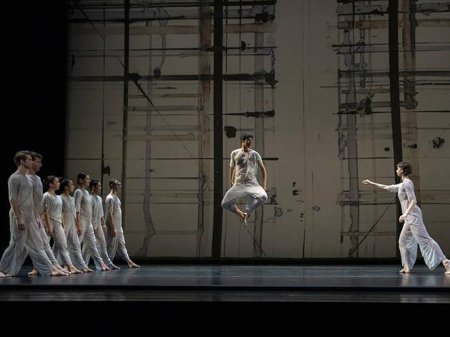 Pam Tanowitz: Four Quartets