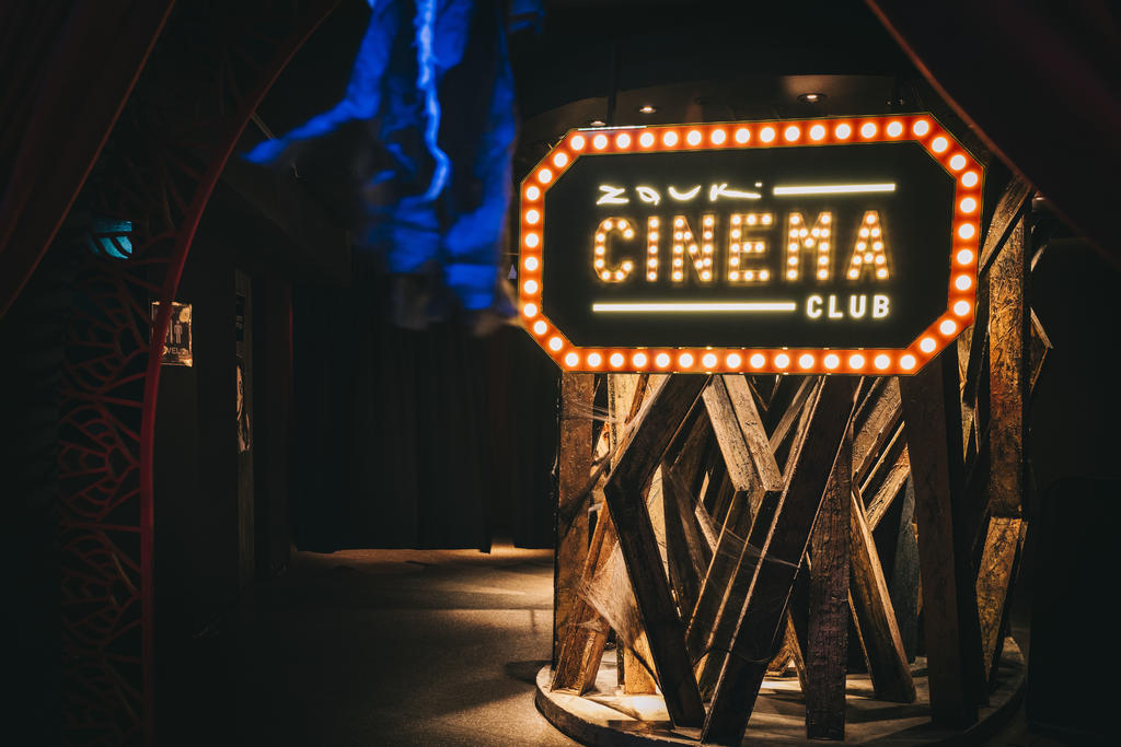 Zouk is hosting a pop-up cinematic experience from October 30