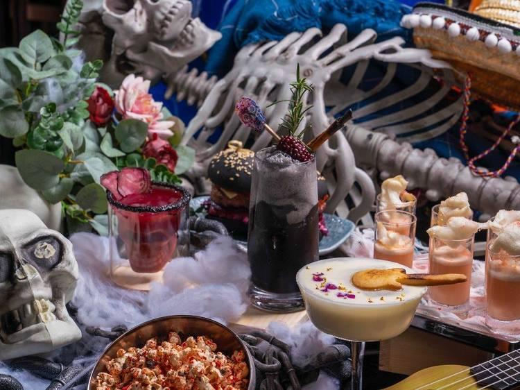 A Sweet Halloween at Sugar