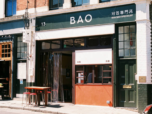 Dine-in cinema is coming to Bao in Borough Market