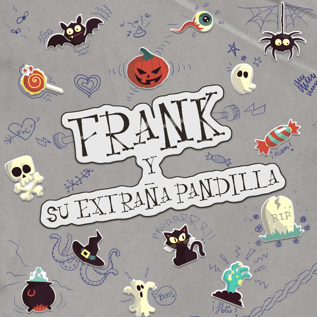 Escape room infantil Frank y su extraña pandilla
