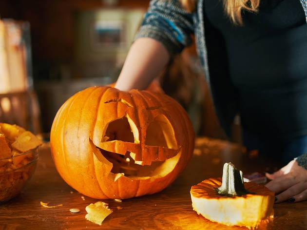 Carabassa de Halloween