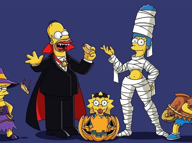"""""""Os Simpsons"""" – A Casa da Árvore dos Horrores"""