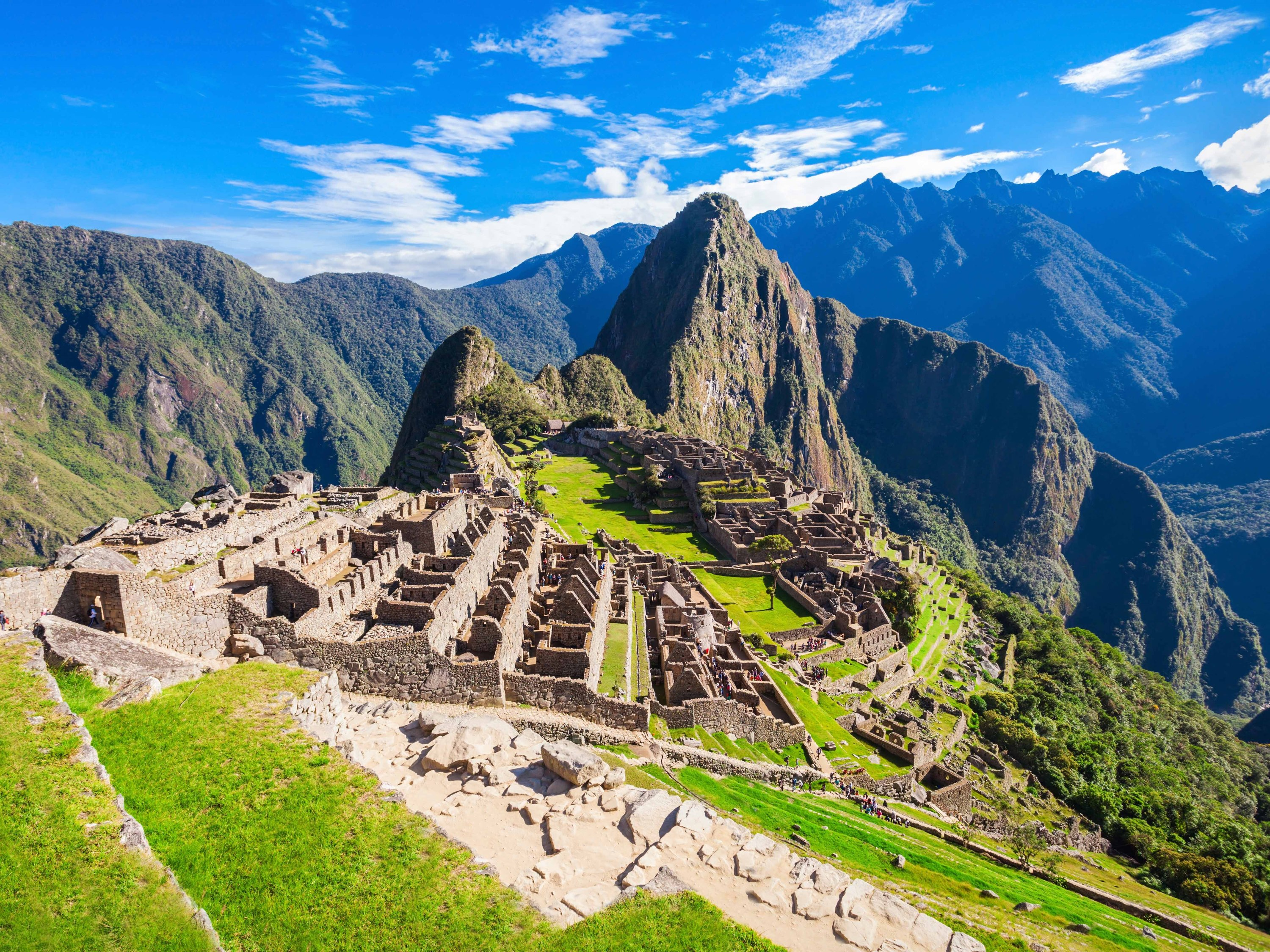 Great news: Machu Picchu in Peru is opening to American tourists starting this Sunday