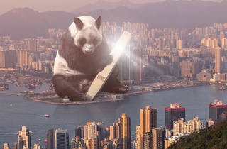 Tommy Fung/@surrealhk - ICC Giant Panda s1500