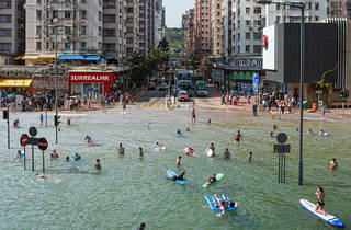 Tommy Fung/@surrealhk - Whampoa Beach s1500