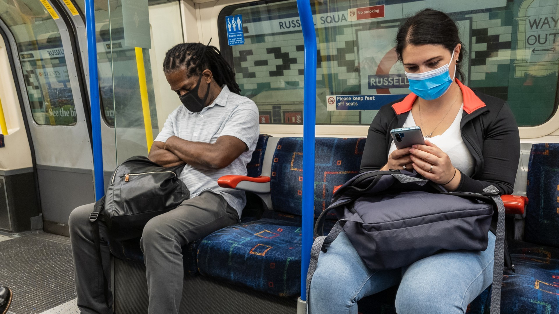 Guess which London tube line is the worst for passengers wearing masks