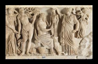 'Art i mite. Els déus del Prado'