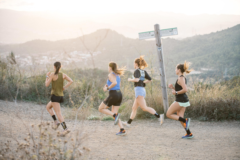 4 rutes per combinar trail running i natura a Barcelona