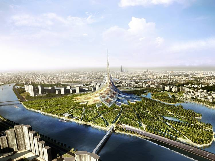 10 huge building projects that'll change our cities for ever