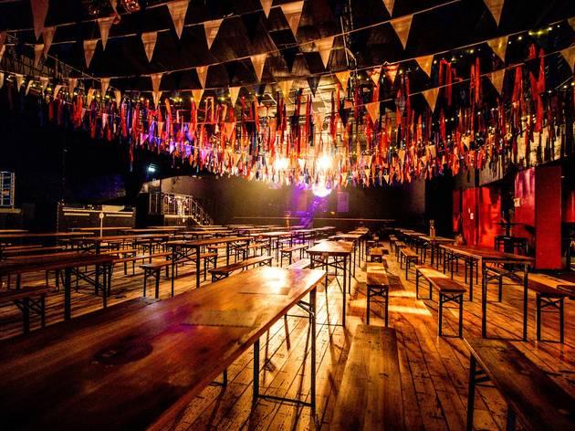 Camden Winter Beer Hall