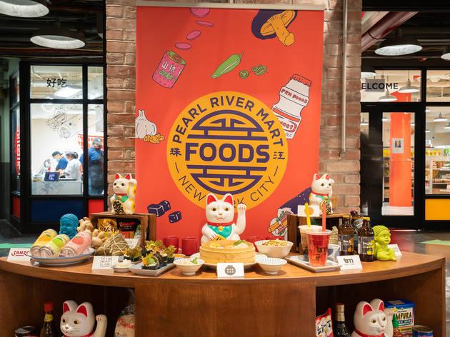 Pearl River Mart Foods