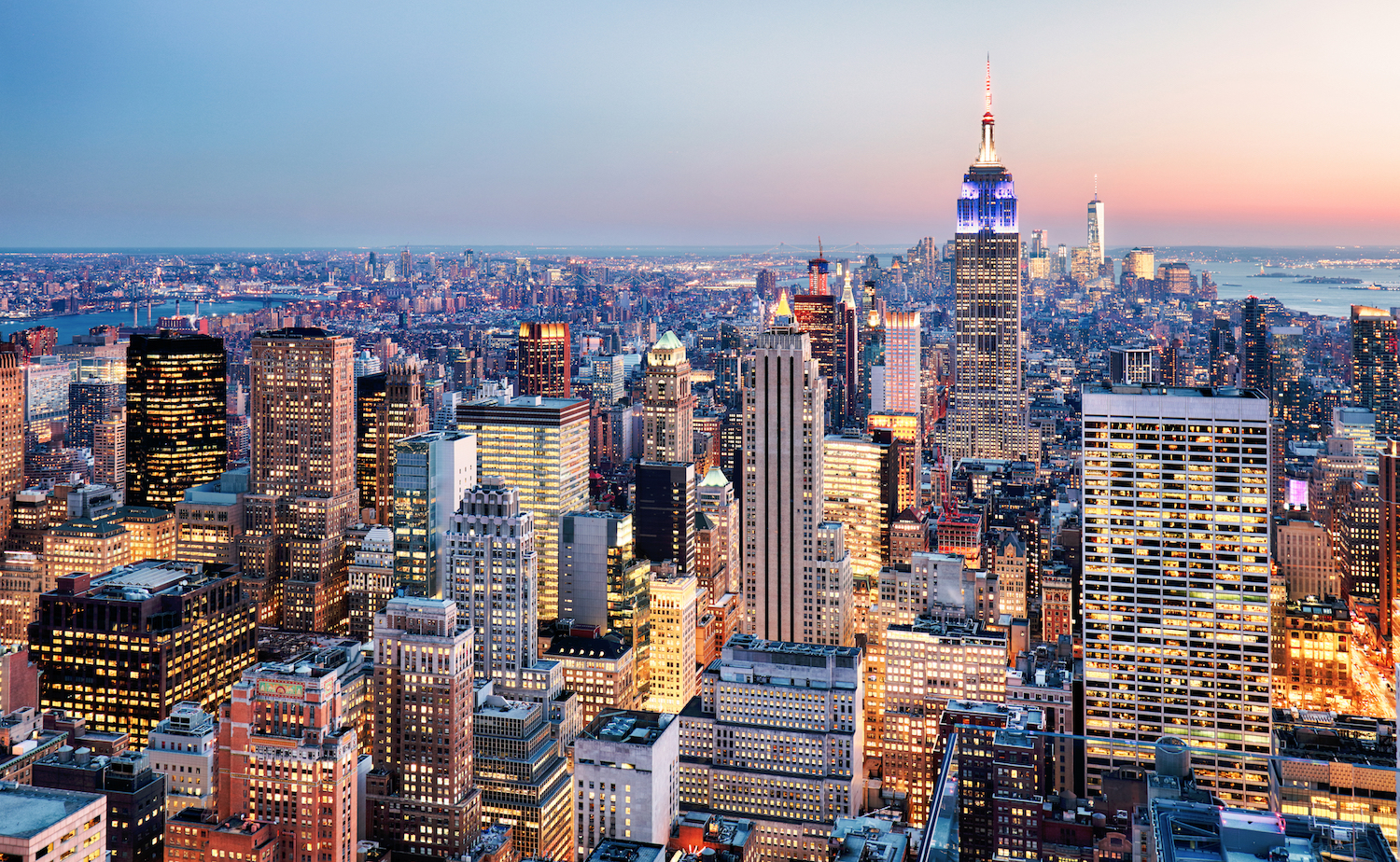 New York City declared second best city in the world