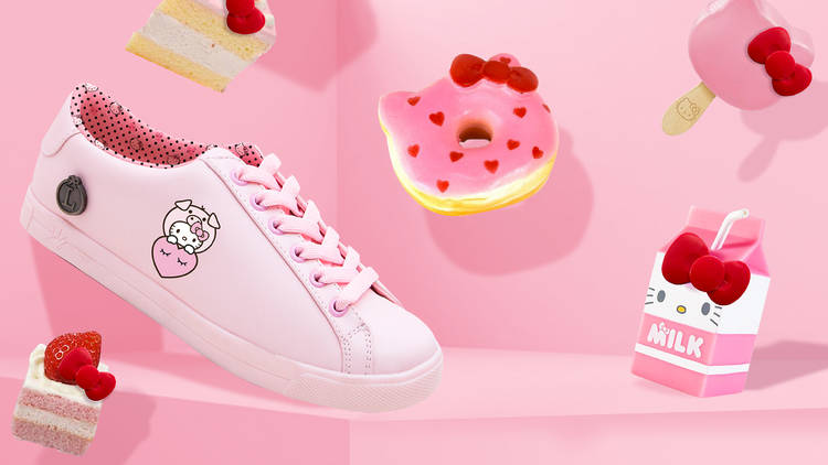 Hello Kitty y Loly in the Sky