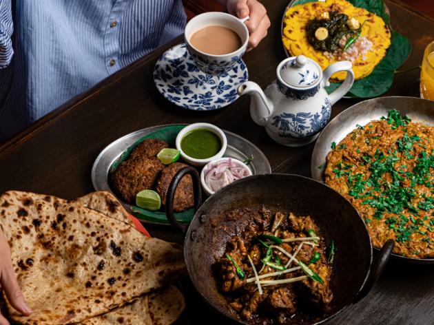 New Punjab Club breakfast