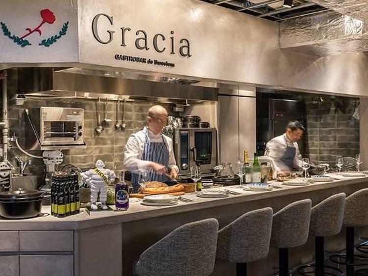 スペイン:グラシア