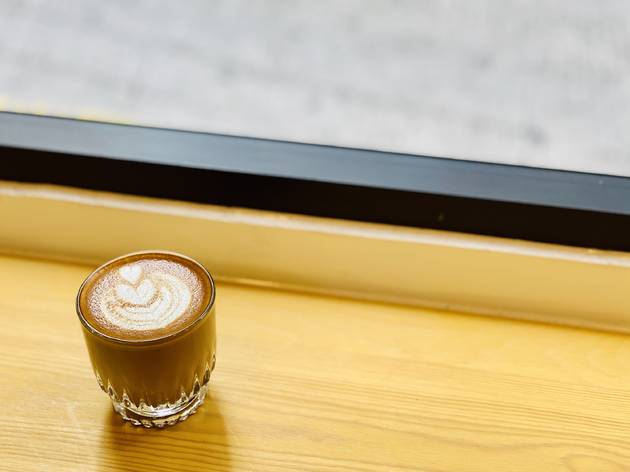 Starting Over Espresso
