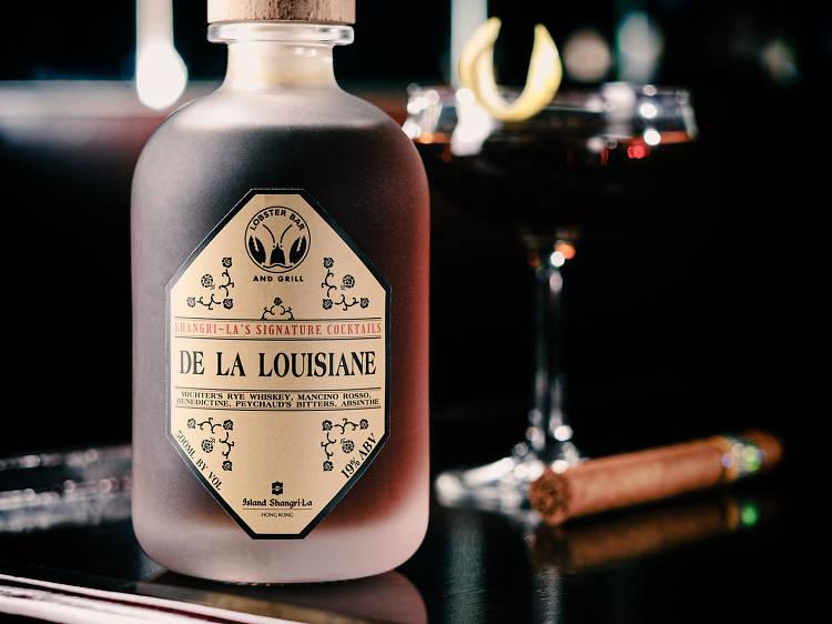 Shortlisted - De La Louisiane (Lobster Bar)
