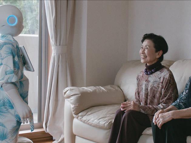 Documental Robots. Les històries d'amor del futur