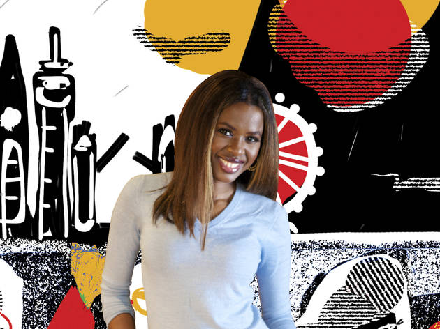 June Sarpong: 'We need to look back to leap forward'