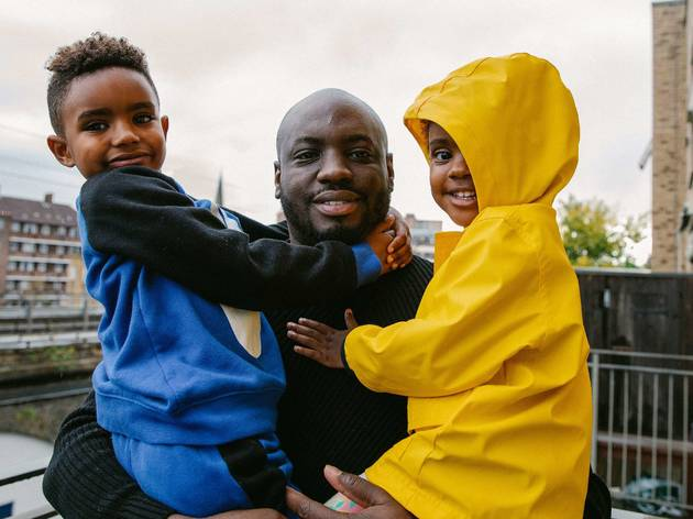 Marvyn Harrison, dope black dads