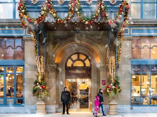 Hotel Birks Montreal, Noël / Christmas