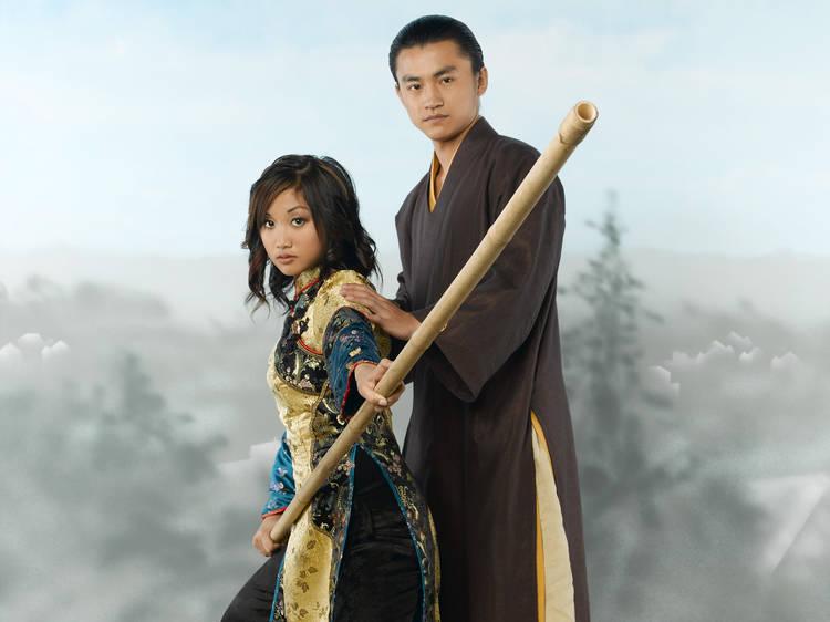 Wendy Wu Homecoming Warrior (2006)