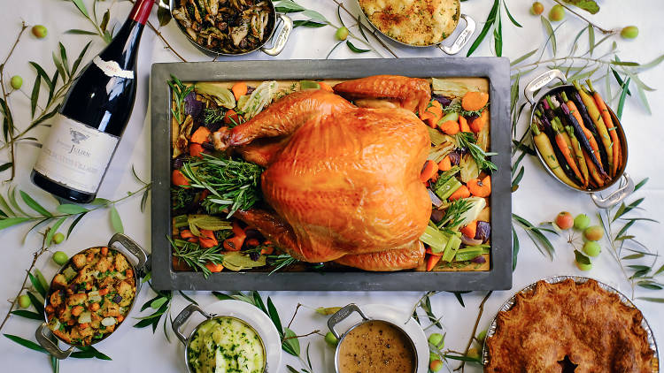 Baltaire Thanksgiving to-go
