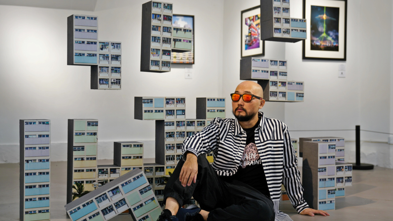 HK Profile: @surrealhk photographer and graphic designer Tommy Fung