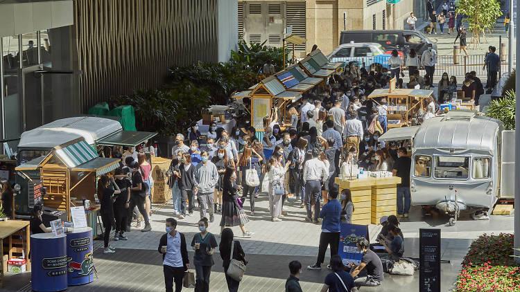 tong chong street market