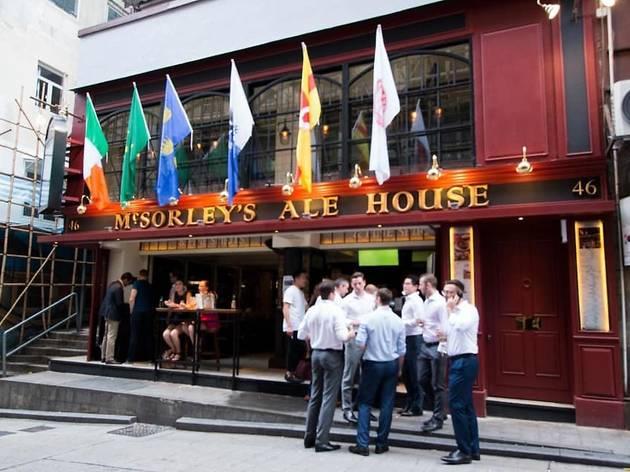 McSorley's Hong Kong