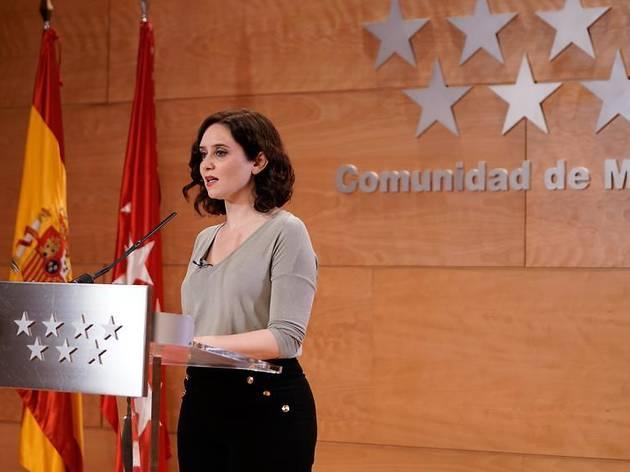 Isabel Díaz-Ayuso