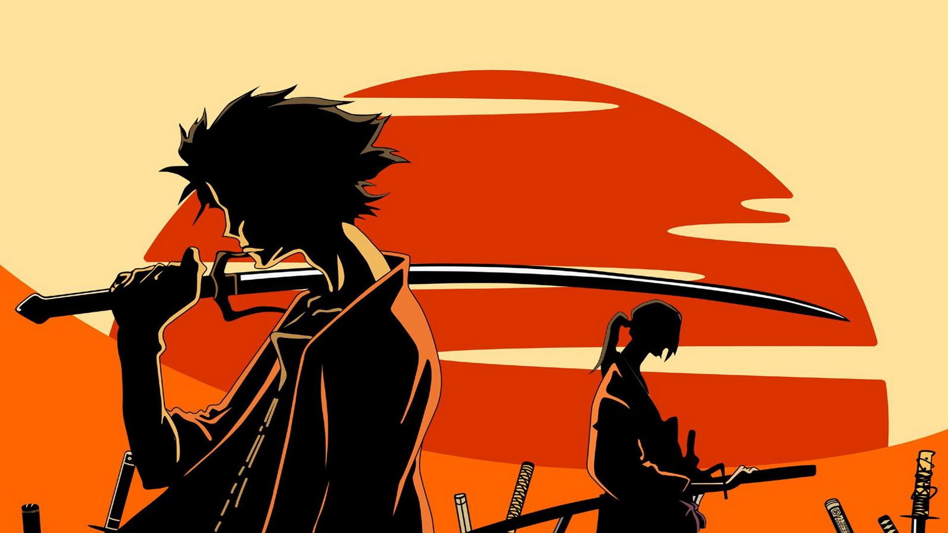 Why you should start streaming 'Samurai Champloo'