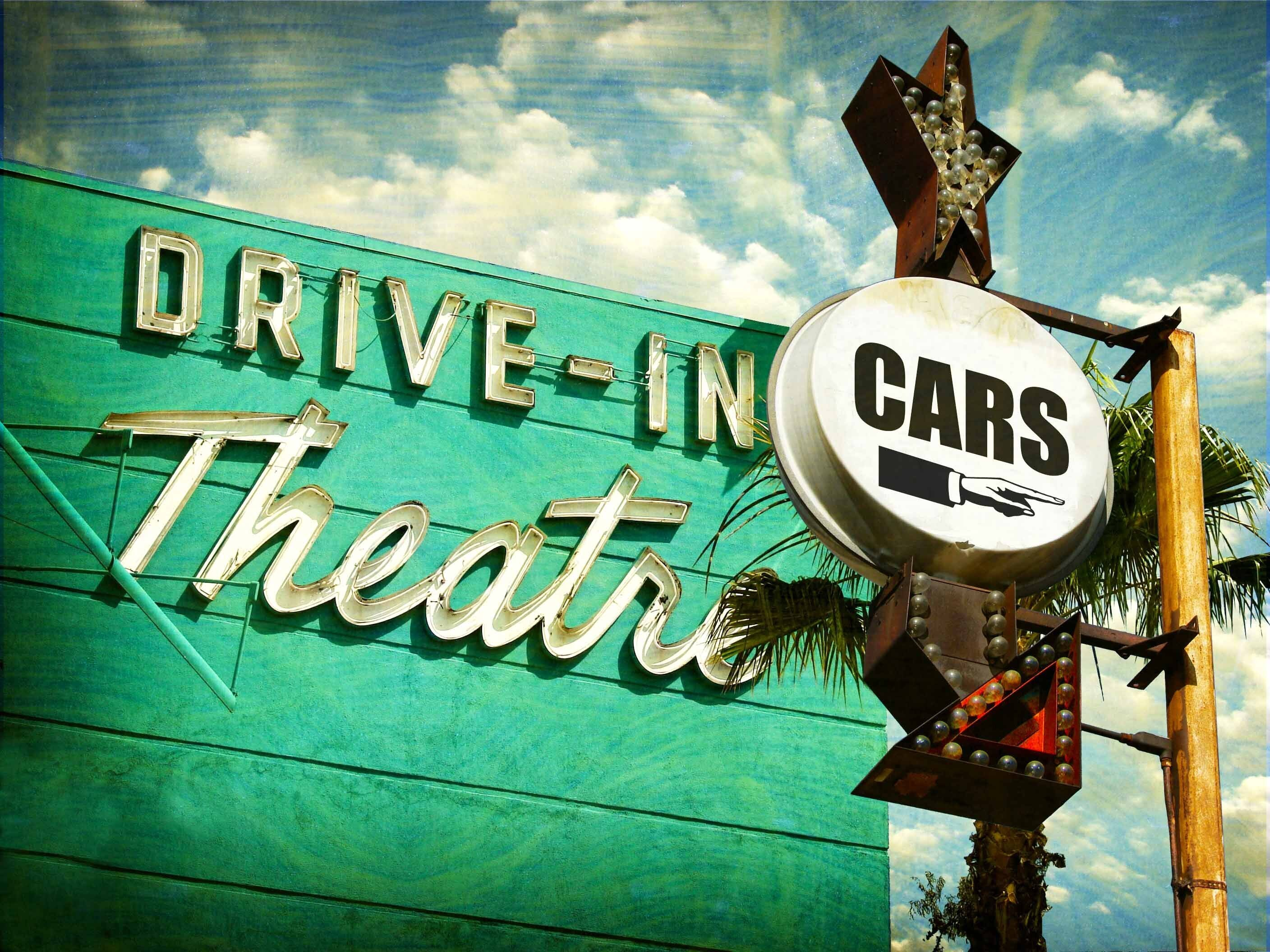 Drive-in theaters in and near New York City