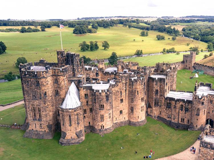 Tour the real-life locations of Harry Potter's world with Google Earth