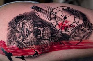 First Class Tattoo 8 (First Class Tattoo)