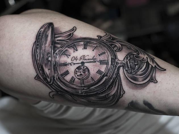 First Class Tattoo 9 (First Class Tattoo)
