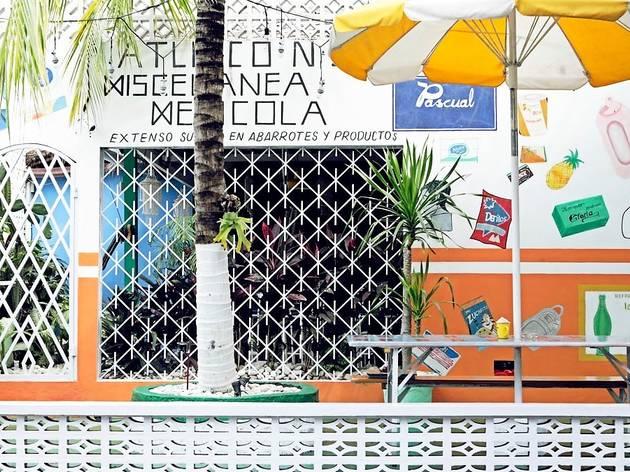 Bondi Beach Public Bar x Motel Mexicola