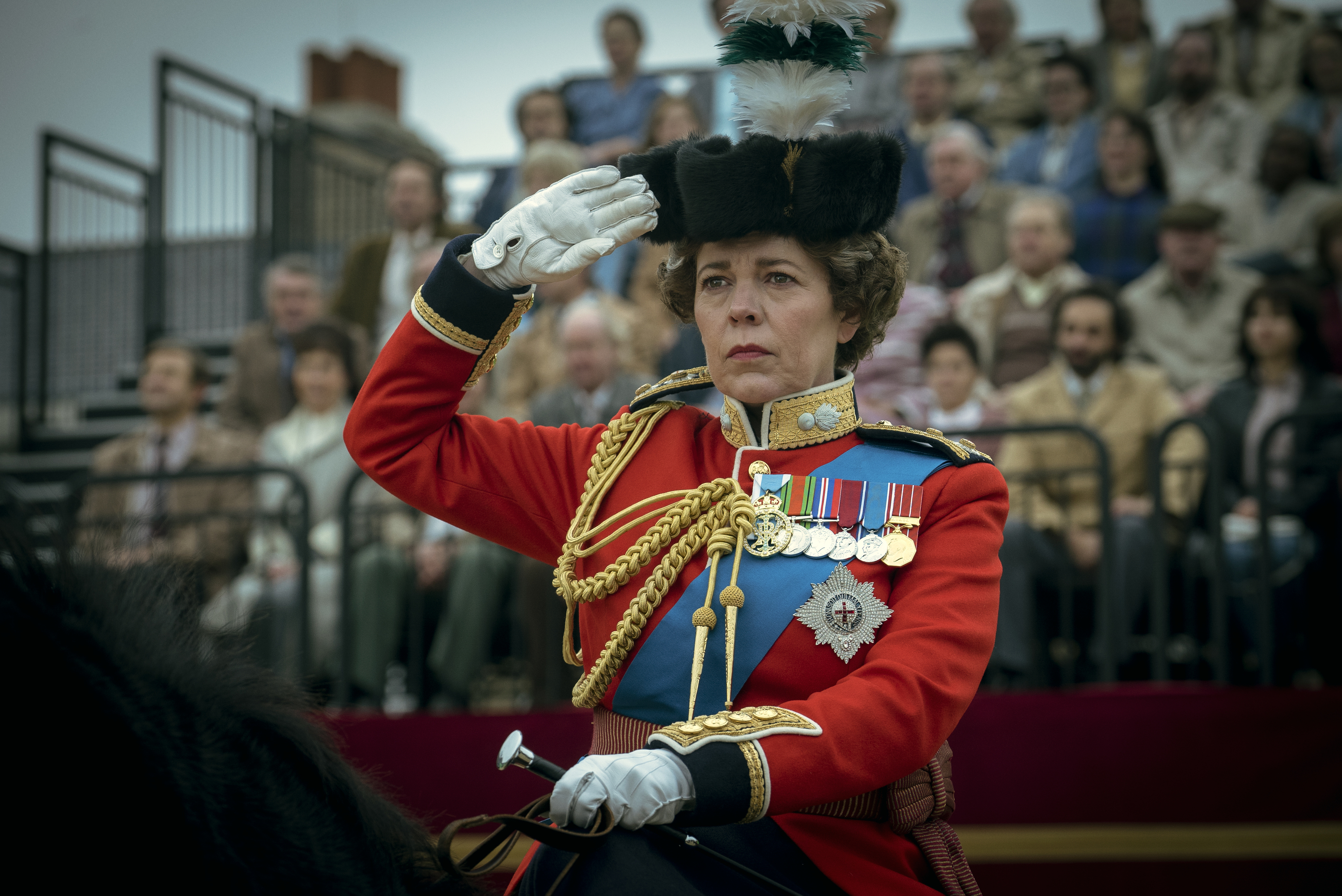 The Crown S4 Netflix
