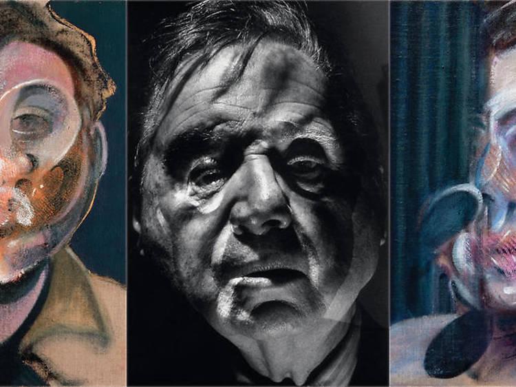 Francis Bacon, Christo et Vasarely au Centre Pompidou