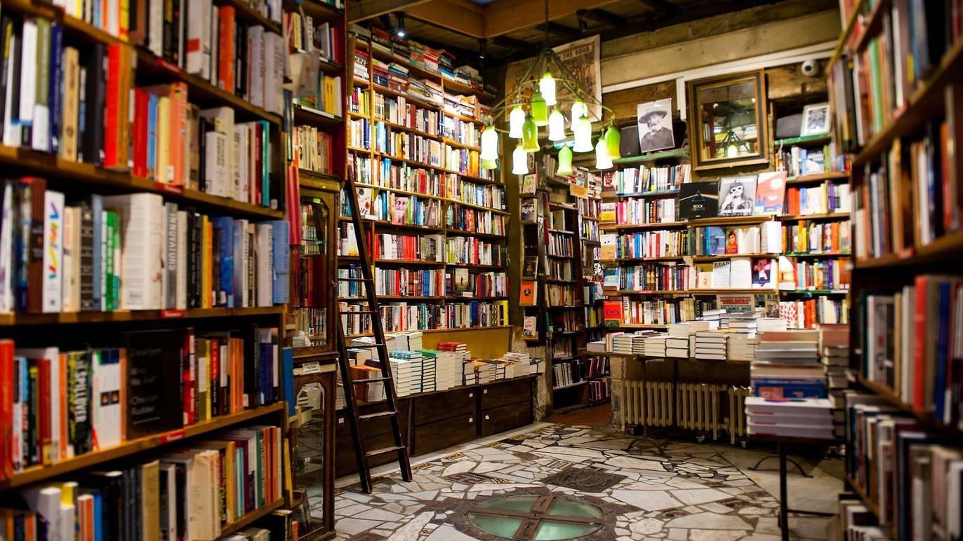 Nos librairies chouchous en click & collect à Paris