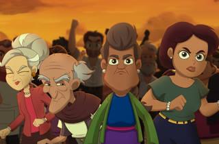 El camino de Xico, película en la que participa Lila Downs