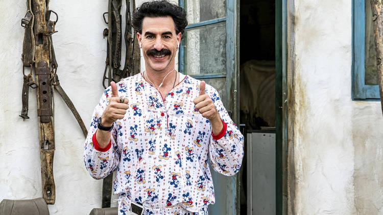 Borat  vuelve con un nuevo documental