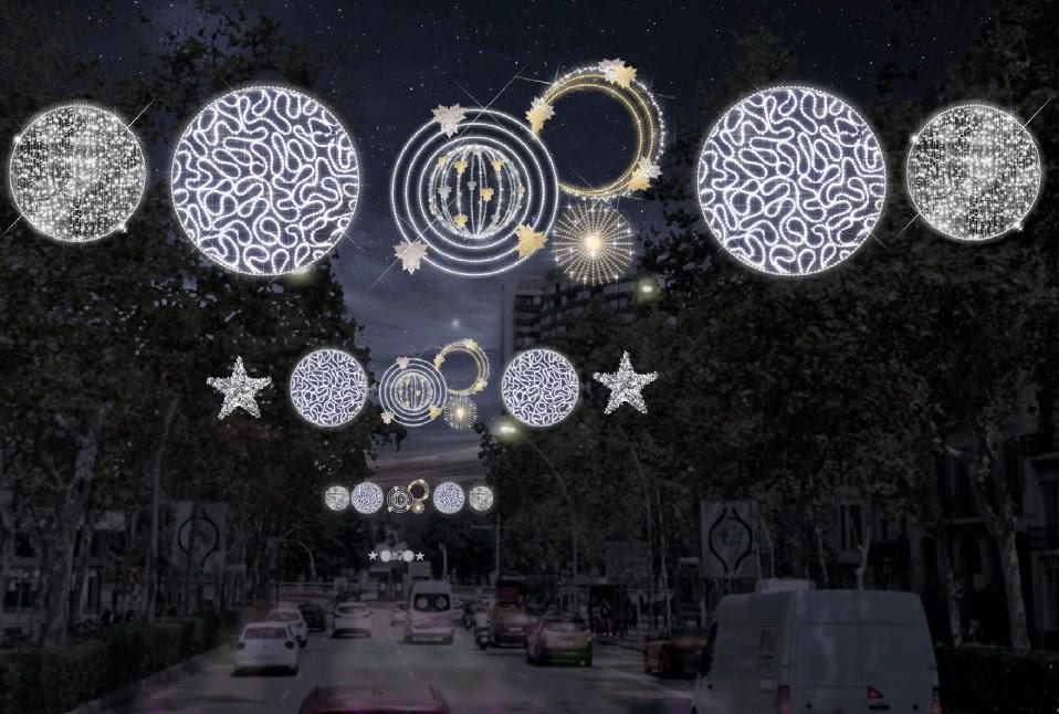 Llums del Nadal