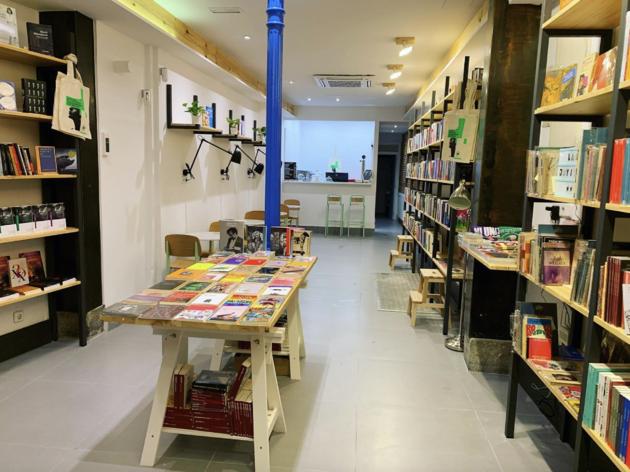 La Lata Peinada. Librería latinoamericana